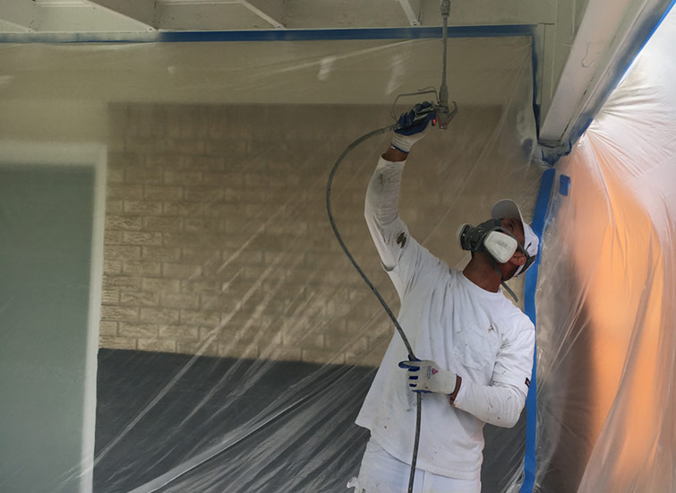 exterior painting in Highlands Ranch, Co